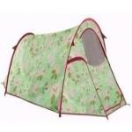Floral pop up tent